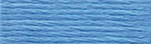 DMC Embroidery Floss - #799 Delft Blue, Medium