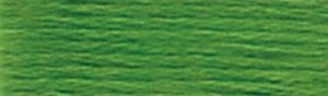 DMC Embroidery Floss - #905 Parrot Green, Dark