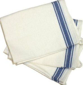 Dishtowels - Vintage Stripe Blue
