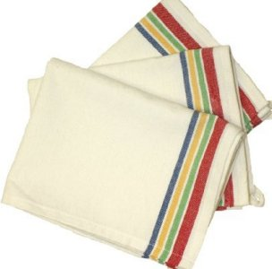 Dishtowels - Vintage Stripe Multi