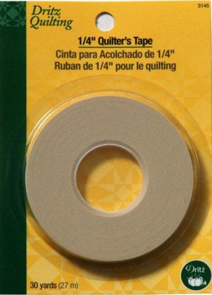 Dritz - Quilter's Tape 1/4th Inch