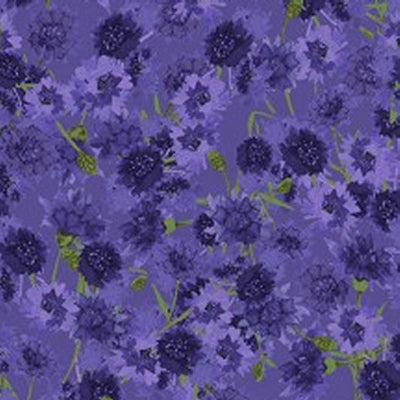 Clothworks - Y3030-27 Purple