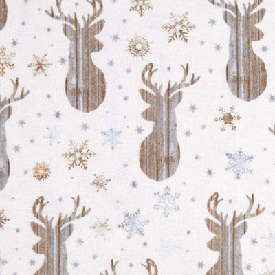 Timeless Treasures - C7975 Reindeer