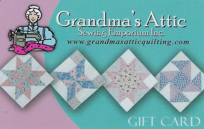 Grandma's Attic Gift Card