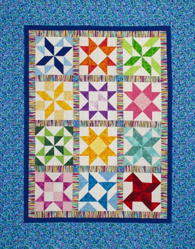 Star Bright Block of the Month Club
