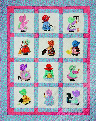 Sunbonnet Sue Version 2