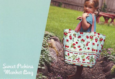 Sweet Pickins Market Bag