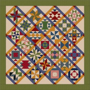 Quilt Club - Stories of Oregon Towns and Founders 6