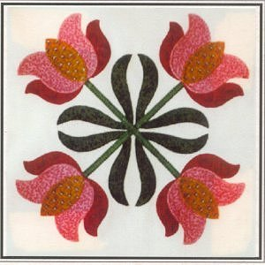 Seasons Remembered - Tulips Quilt Kit