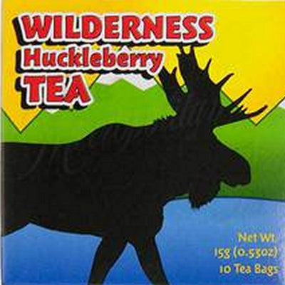 Metro Tea Mini Pack - Wilderness Huckleberry