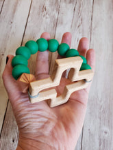 Load image into Gallery viewer, St. Patrick's Day themed teethers