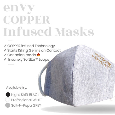mask, masks, enVy mask, enVy copper mask, enVy COPPER mask, triple layer mask, 3 layer mask, ppe, adjustable mask, face mask, washable mask, antimicrobial, antimicrobial mask, antiviral mask, antiviral, adjustable nose wire, mandala mask