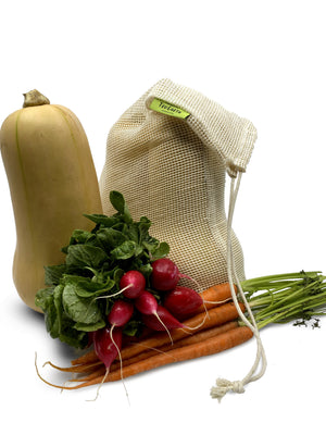 Reusable Produce Bags from Tru Earth for Sustainable Zero-Waste Grocery Shopping