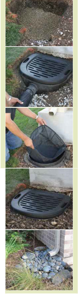 DownSpout Filter 30166