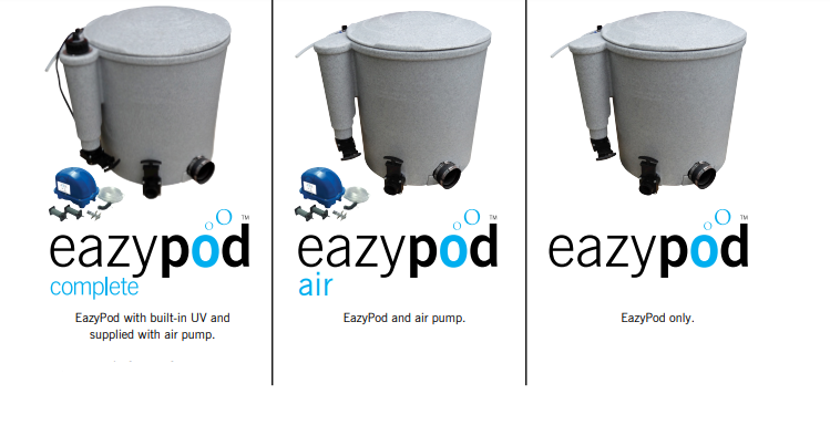 Eazypod Options