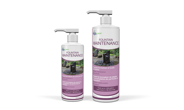 Aquascape® Fountain Maintenance