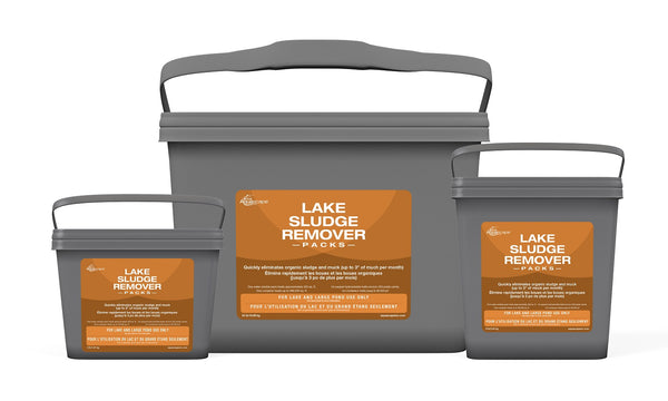 Aquascape® Lake Sludge Remover Packs