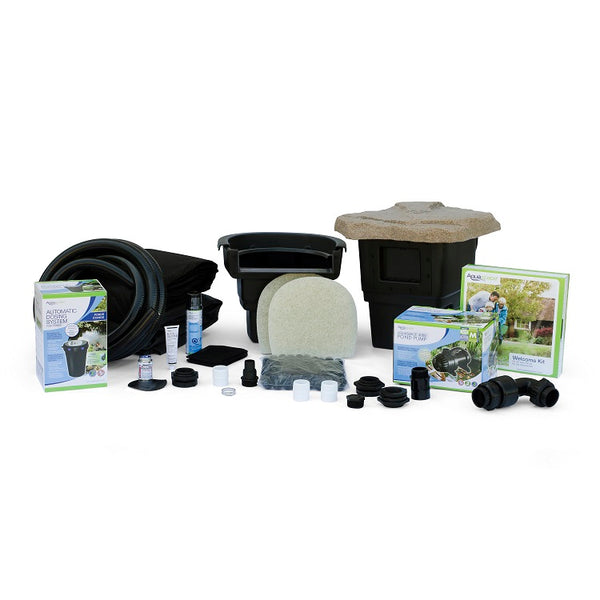 Aquascape®  Small 8' x 11' Pond Kit