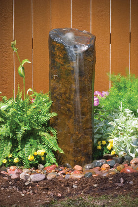 Aquascape® Natural Mongolian Basalt Column Kit