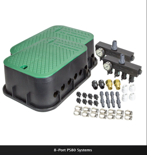 Airmax® Remote Manifold Kit