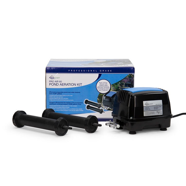 Aquascape® Pro Air 60 Pond Aeration Kit Ponds Up to 15,000 Gallons