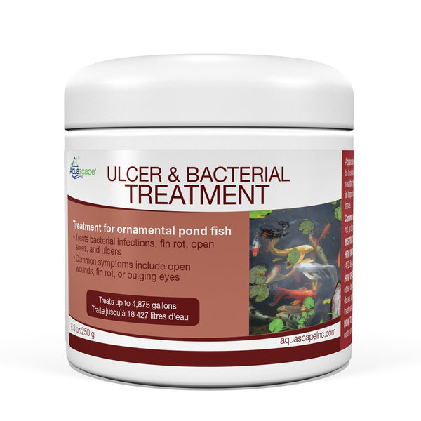 Aquascape® Ulcer and Bacterial Treatment