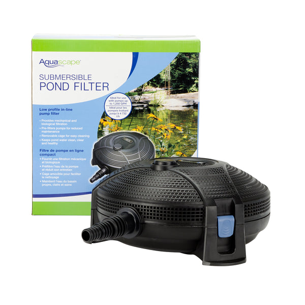 Aquascape® Submersible Pond Filter