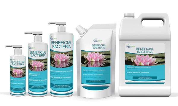 Aquascape® Beneficial Bacteria for Ponds/Liquid