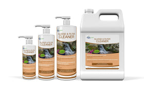 Sludge & Filter Cleaner for Ponds