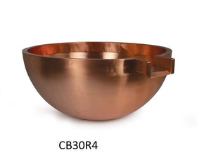 Atlantic® Copper Fountain and Spillway Bowls