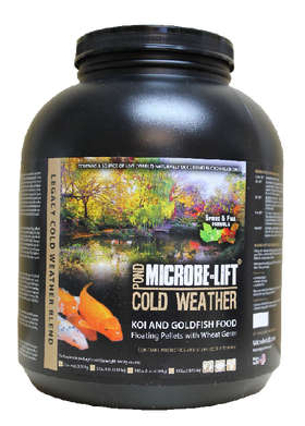 Microbe-Lift® Legacy Cold Weather Fish Food with Wheat Germ