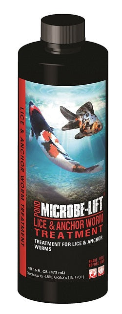 Microbe-Lift Lice and Anchor Worm