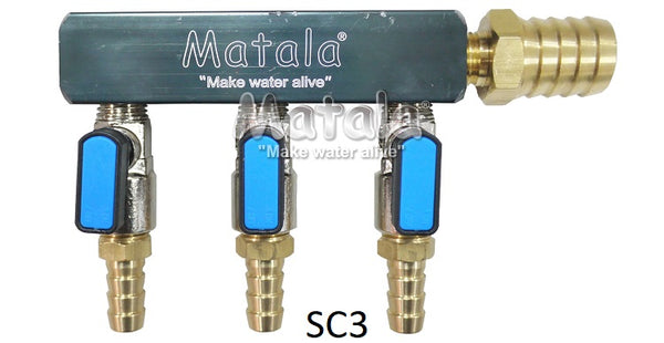 Matala Heavy Duty Air Manifolds