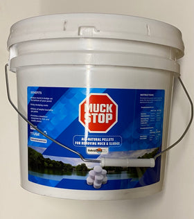 MuckStop - Sludge and Muck Remover -Made in the U.S.A.