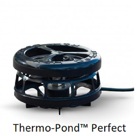 Thermo-Pond™ Perfect Climate Deluxe Pond De-Icer