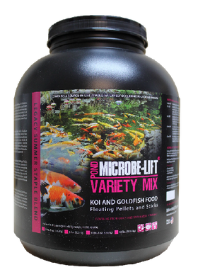 Microbe-Lift® Variety Mix Floating Pellets and Sticks