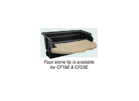 EasyPro™ Faux Stone Lip for Eco-Series® Waterfall Spillways