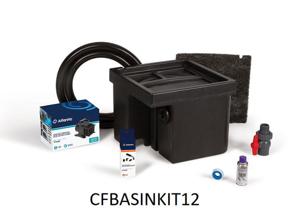 Atlantic® Complete Basin Kits