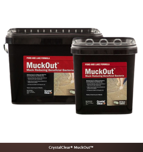 CrystalClear® Pond & Lake MuckOut™ - Reduces Up to 2