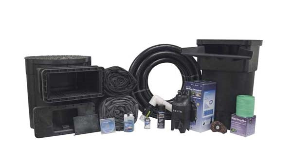 Savio 1500 Gallon Pond Package®