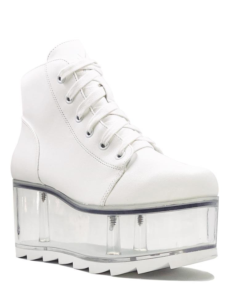 QLOUD 2091 HI - WHITE - Y R U