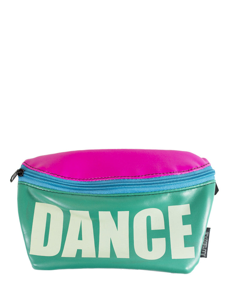FYDELITY GLOW IN THE DARK WERDS - DANCE