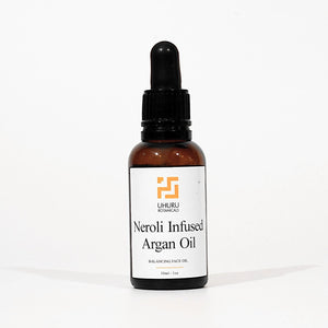 Neroli Infused Argan Oil – Face
