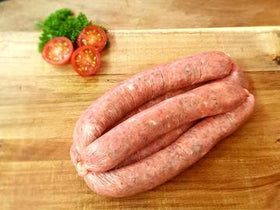 Thin BBQ Sausages
