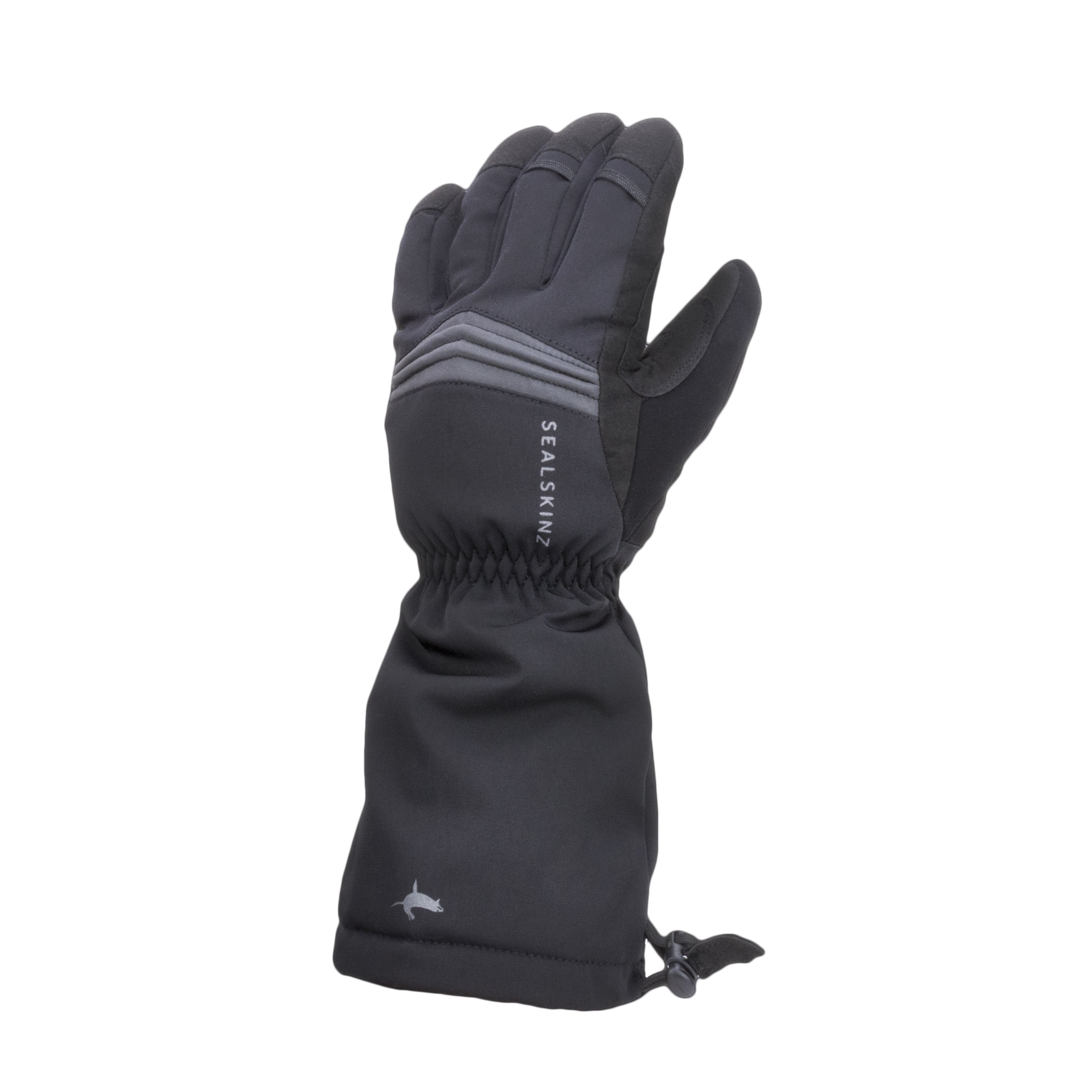 Waterproof Extreme Cold Weather Reflective Gauntlet
