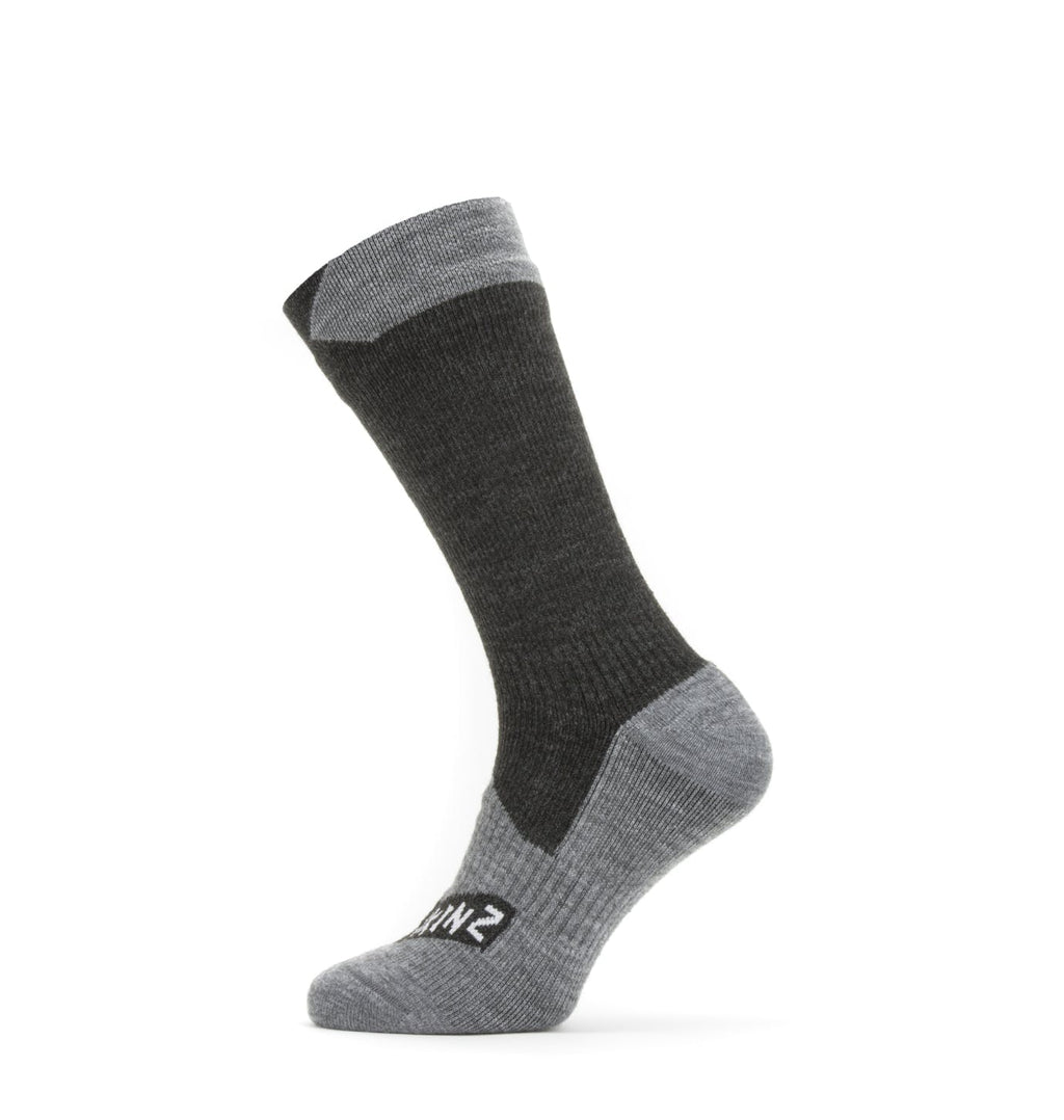 Waterproof All Weather Mid Length Sock