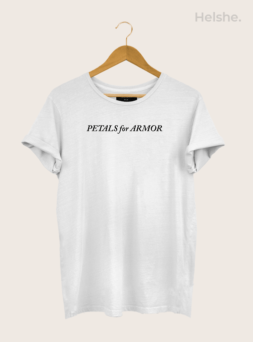 Camiseta Petals for Armor #2