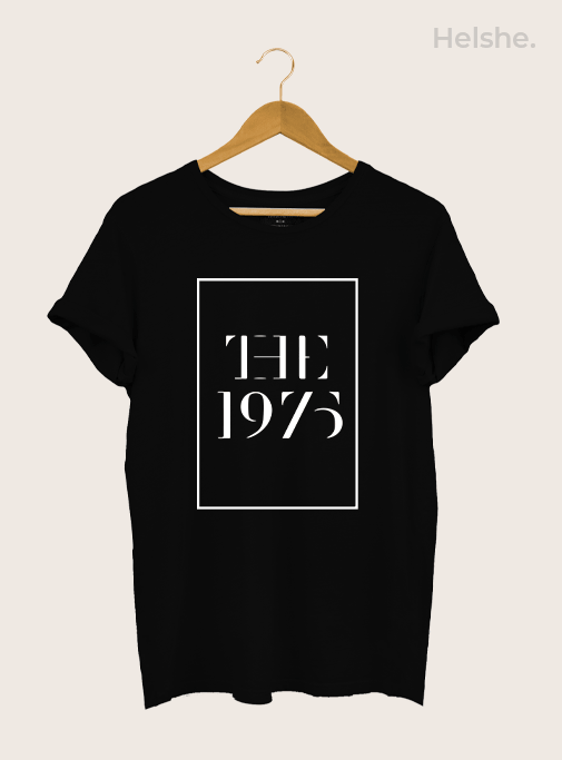 Camiseta The 1975 (Original font)