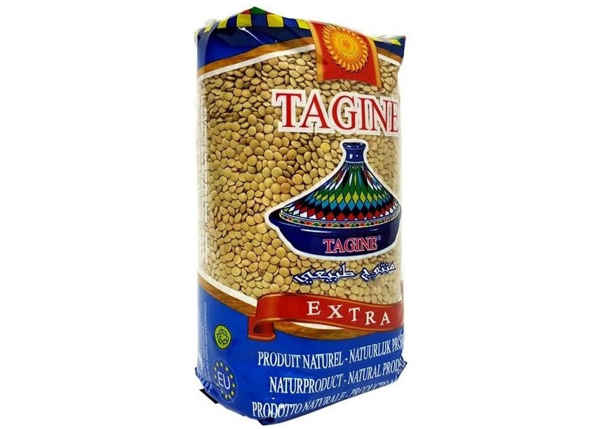 brown lentils Tagine 1kg