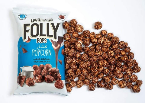 Folly Pops Schokomilch 40g